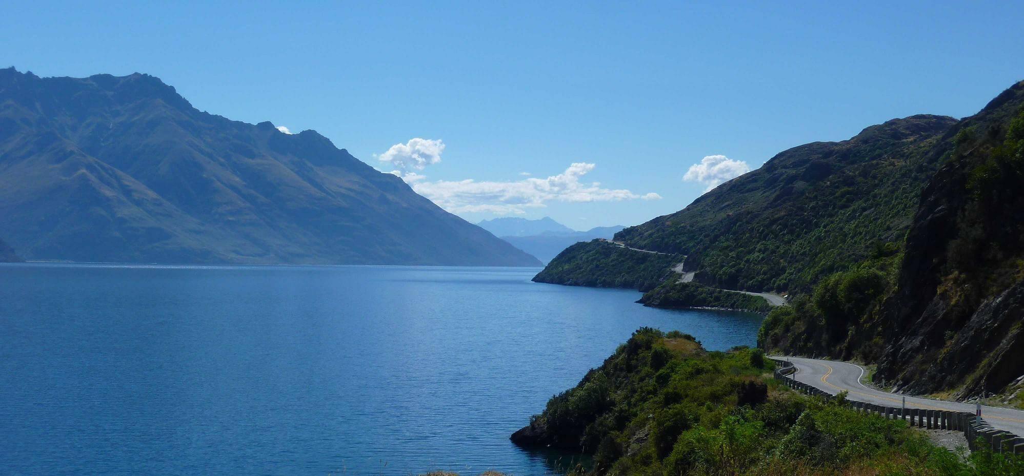 Road trip nouvelle-zelande