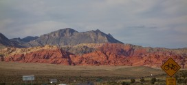 Le Red Rock Canyon, visite en images