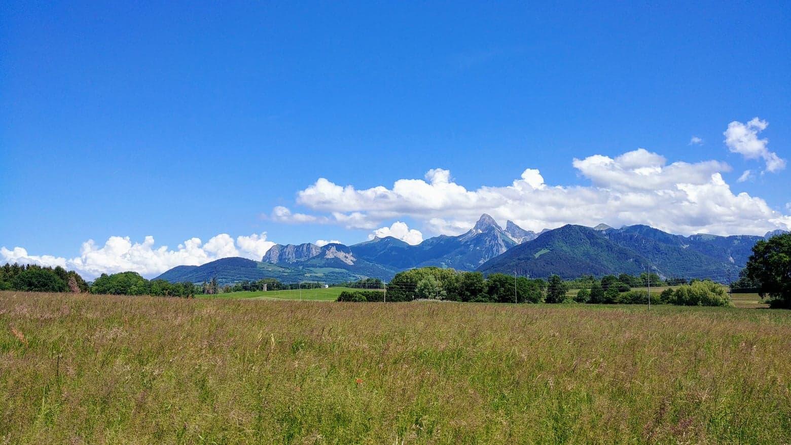 Panorama Champeillant